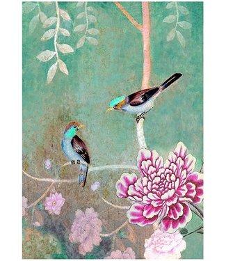 Anna Chandler Designs CHINOISERIE - TEATOWEL
