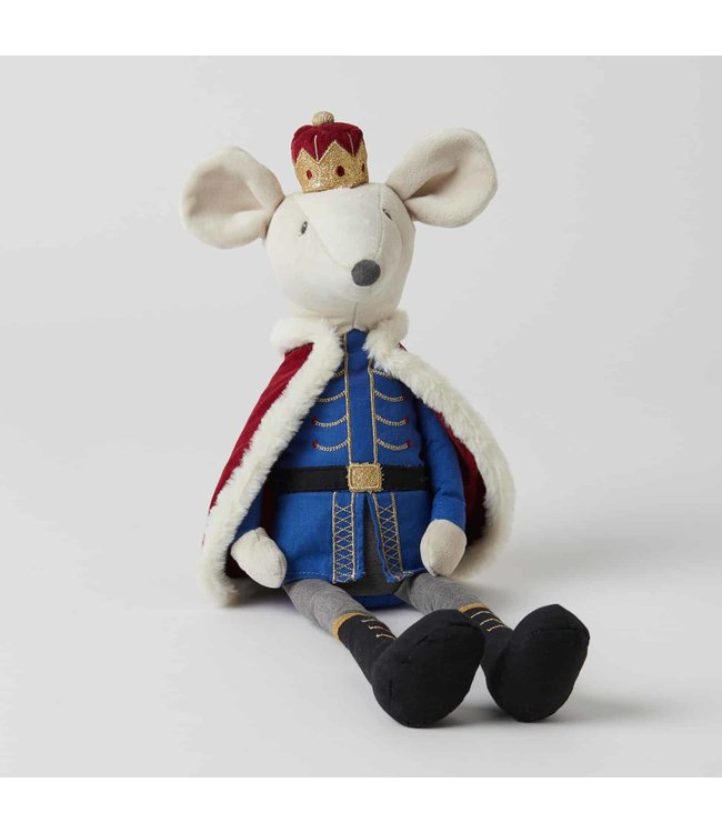KING MOUSE SOFT TOY