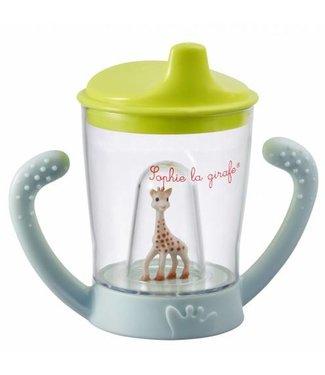 SOPHIE LA GIRAFFE NON-SPILL CUP