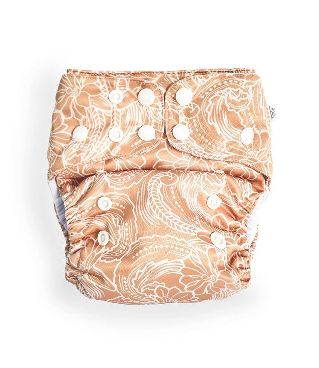 ECONAPS DESERT CACTUS MODERN CLOTH NAPPY