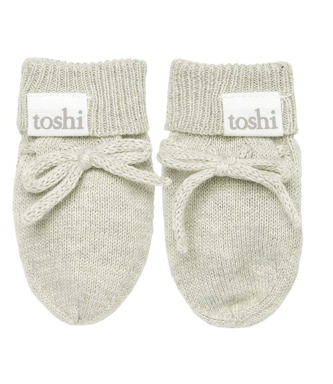 Toshi ORGANIC MITTENS - MARLEY  THYME