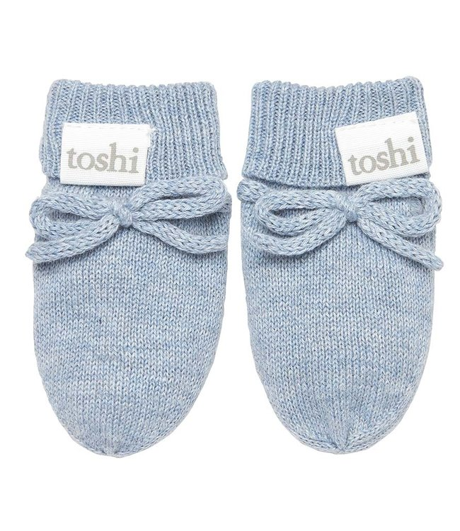 Toshi ORGANIC MITTENS - MARLEY  TIDE