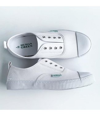 HUMAN GREEN LEXI - WHITE