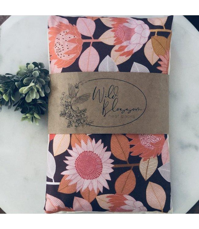 BlackMilk WILD BLOSSOM HEAT PACK - AUTUMN FLOWERS