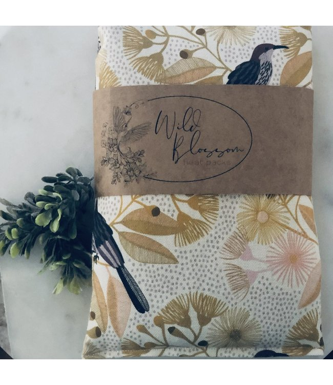 BlackMilk WILD BLOSSOM HEAT PACK - HUMMINGBIRD