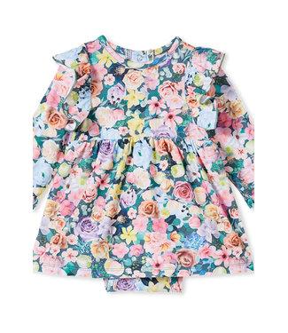 Milky ROSE GARDEN BABY DRESS