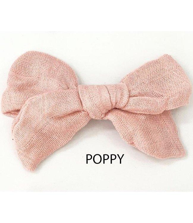 SADIE BOW - POPPY