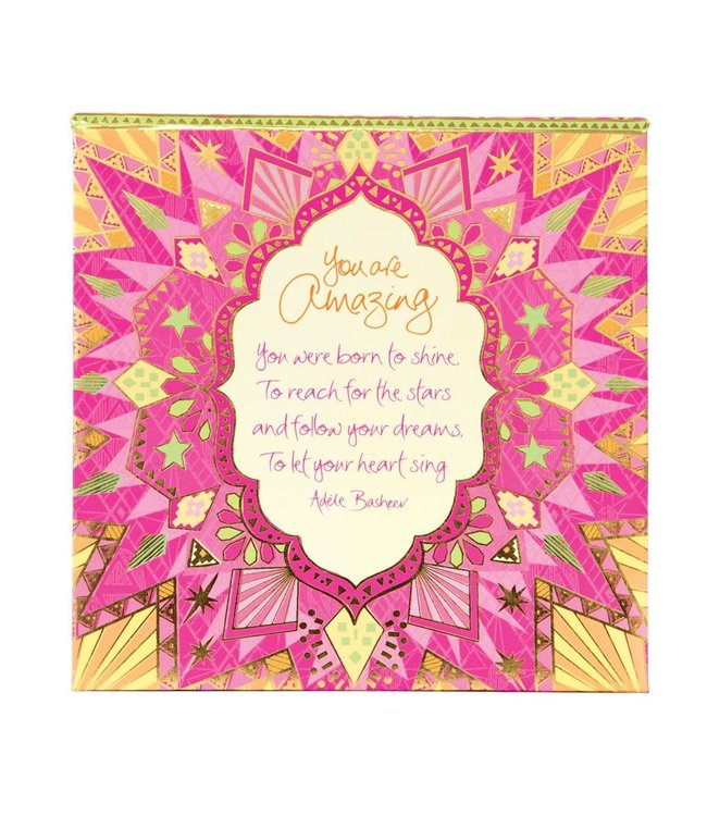 INTRINSIC YOU ARE AMAZING NOTE BOX