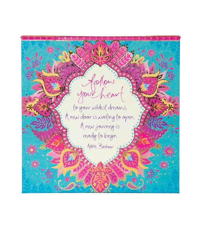 INTRINSIC FOLLOW YOUR HEART NOTE BOX