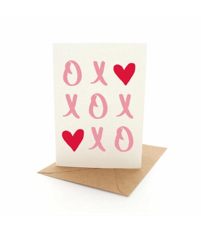 Xs & Os CARD