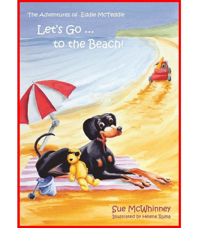 LETS GO TO THE BEACH - BOOK 2