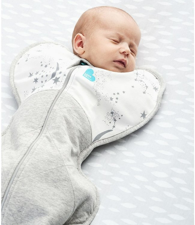 LOVE TO DREAM SWADDLE UP WARM - WHITE