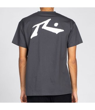 RUSTY COMPETITION S/S TEE - IRON