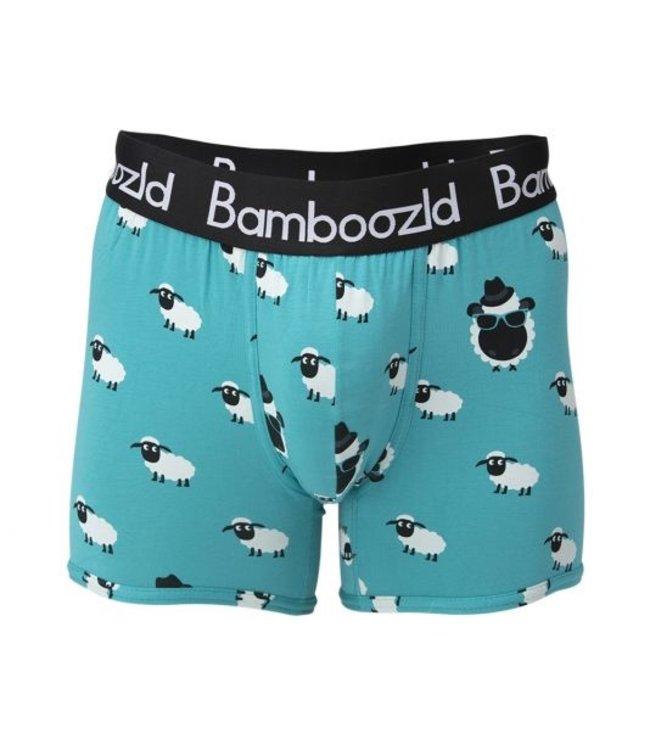 BAMBOOZLD BAAD BAMBOO TRUNK - TEAL