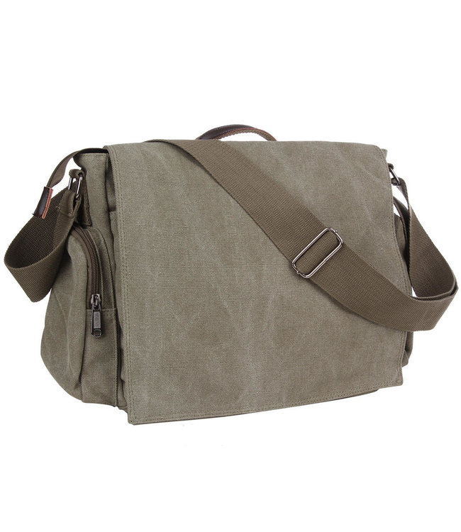 HENNESSEY MESSENGER - ARMY