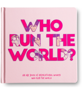 THE LITTLE HOMIE WHO RUN THE WORLD? BOOK