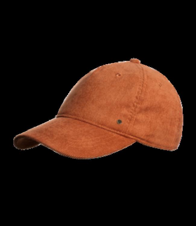 NEIKA CAP - CHESTNUT