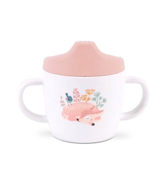 LOVE MAE WOODLAND FRIENDS - SIPPY CUP