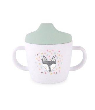 LOVE MAE MR FOX - SIPPY CUP