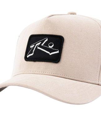 RUSTY TRAP SNAPBACK HAT - LIGHT FENNEL