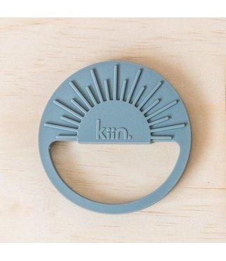 kiin SUNRISE SILICONE TEETHER - CLOUD