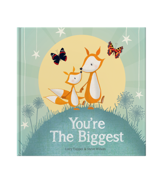 YOU'RE THE BIGGEST BOOK