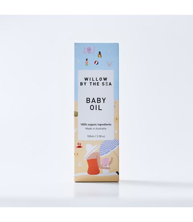 WILLOW BY THE SEA BABY OIL  100ml