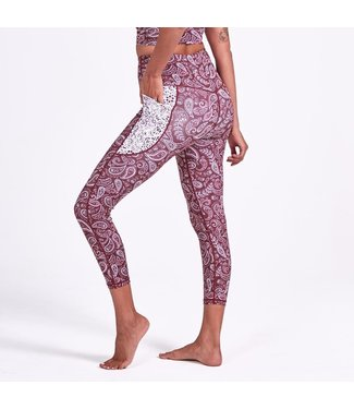 dharmabums MOTION 7/8 LEGGINGS - AMBITION
