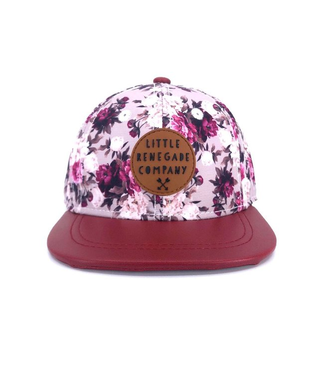 Little Renegade Company BLOOMING BERRY CAP