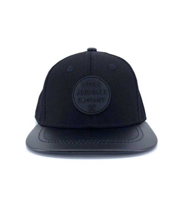 Little Renegade Company BLACK ON BLACK CAP