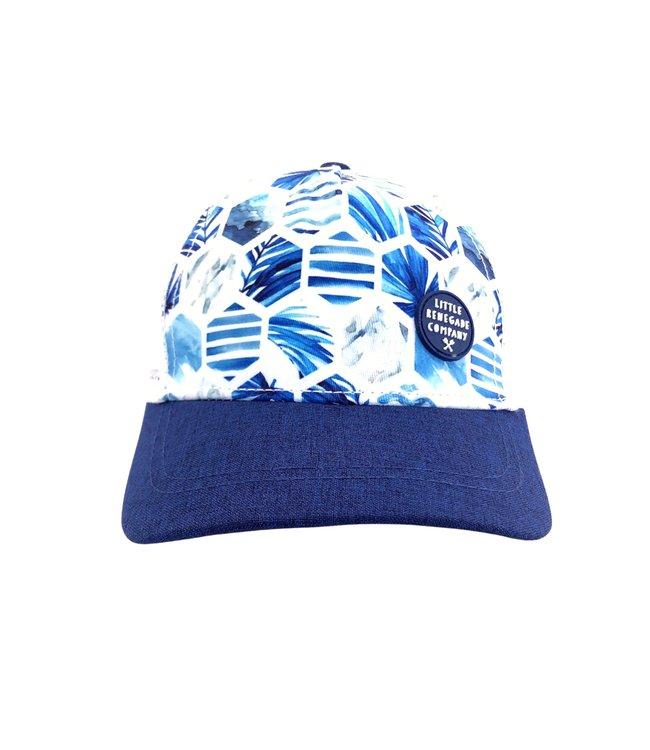 Little Renegade Company AZURE TRUCKER CAP