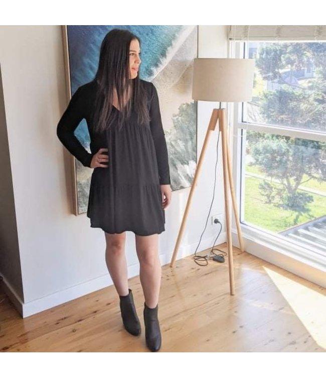 BROOKLYN DRESS - BLACK
