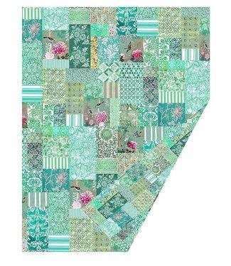 Anna Chandler Designs PRIMAVERA - VELVET THROW