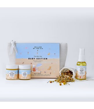 WILLOW BY THE SEA BABY EDITION MINI SET