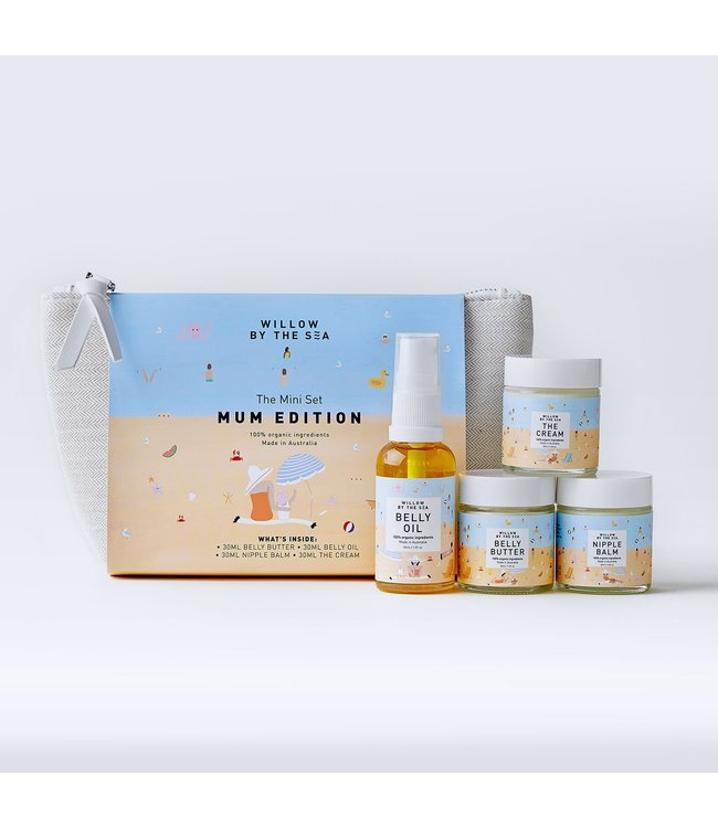 WILLOW BY THE SEA MUM EDITION MINI SET