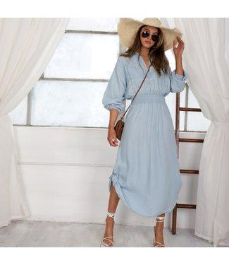 ELSA CHAMBRAY DRESS