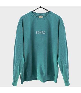 BILLY BONES CLUB BONES CLUB CREW SWEATER - SEEWEED