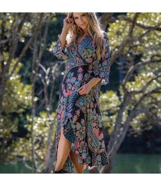 Cienna CIARA DRESS - BLACK