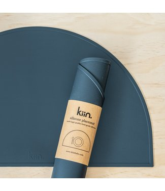 kiin SILICONE PLACEMAT - STORM