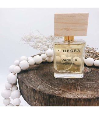 SHIBORA VANILLA PERFUME  50ml