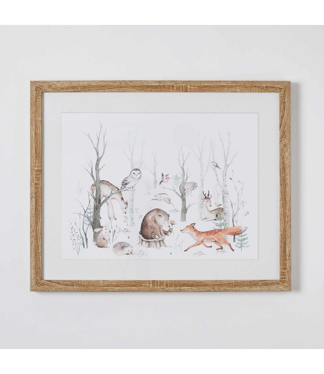 FOREST PARTY WALL ART