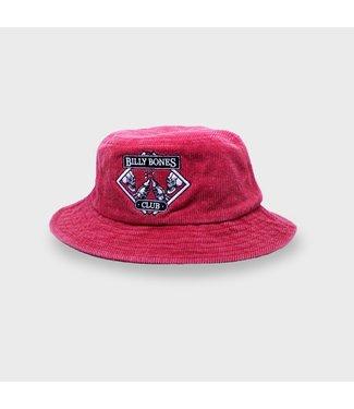 BILLY BONES CLUB CORD BUCKET HAT - DEAD READ