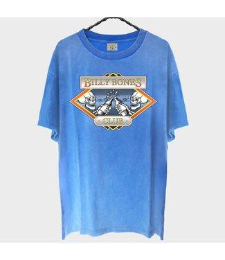 BILLY BONES CLUB BEST BREWS TEE - ACID BLUE