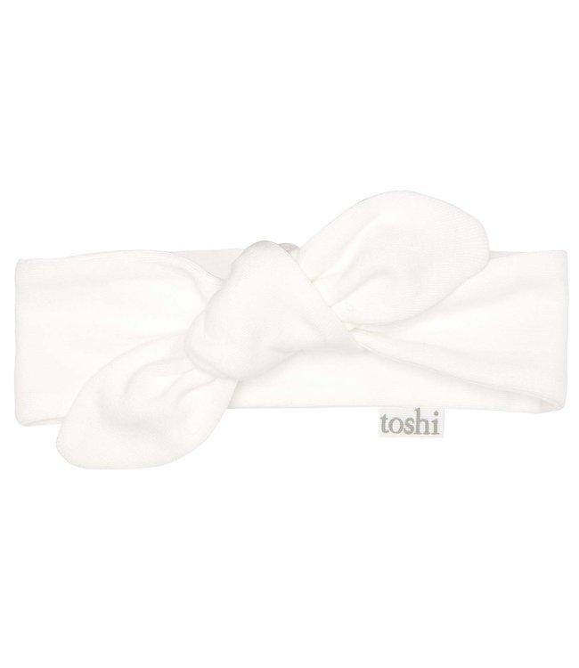 Toshi DREAMTIME ORG HEADBAND - CREAM
