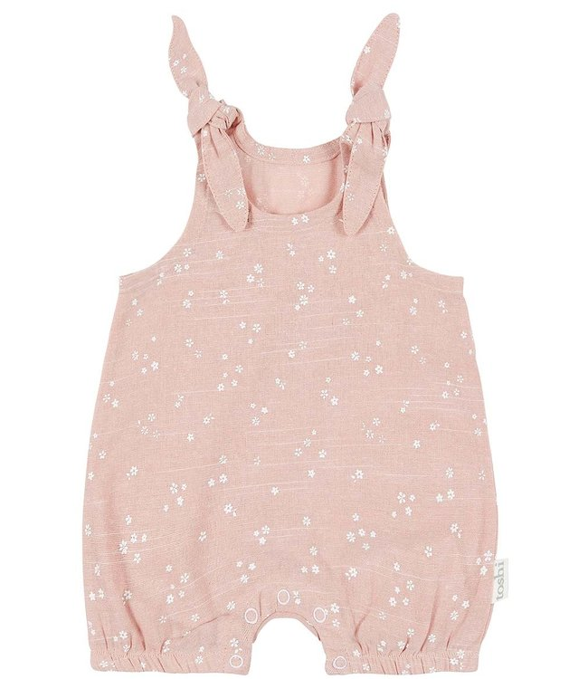 Toshi BABY ROMPER - MILLY - MISTY ROSE