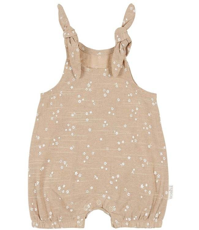 Toshi BABY ROMPER - MILLY - COCOA