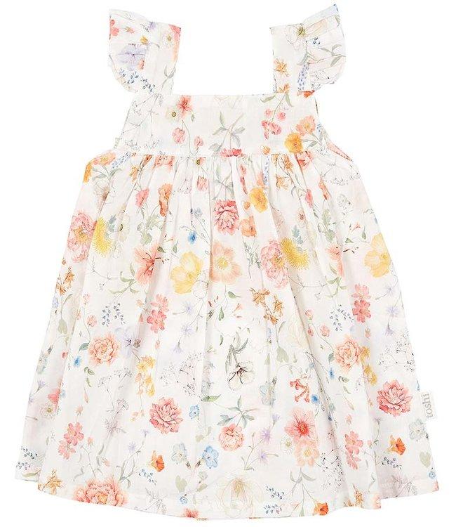 Toshi BABY DRESS - SECRET GARDEN - LILLY