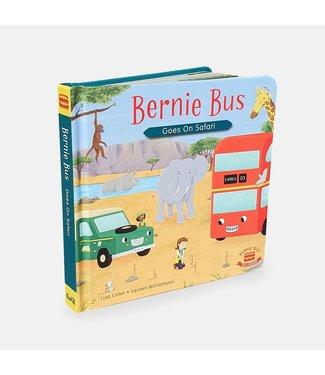 BERNIE GOES ON SAFARI BOOK
