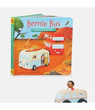 BERNIE GOES TO AUSTRALIA
