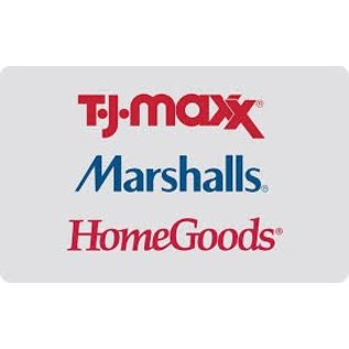 Giftcards - T.J. Maxx $25
